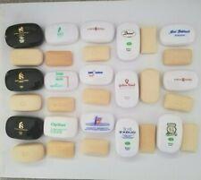 N. 15 Mignon saponette provenienti da Hotel Polonia