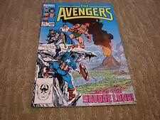 Avengers #256 (1963 series) Marvel Comics NM