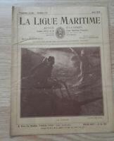La Liga Marítima - Revista Illustrée - Numéro 170 - Mai 1918