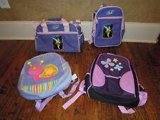 Preschool backpacks - lot of 4