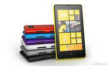 4 Pellicola OPACA per Nokia Lumia 820 Protettiva Pellicole MATT ANTIMPRONTA