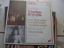 """LP 33"""" I GIOIELLI DELLA LIRICA ROSSINI IL BARBIERE DI SIVIGLIA MINT SIEPI EREDE"""