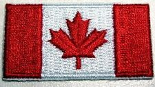 Canada Army - Canadian Forces uniform shoulder flag badge  iron-on