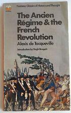 """""""THE ANCIEN REGIME & THE FRENCH REVOLUTION"""" Alexis de Tocqueville"""