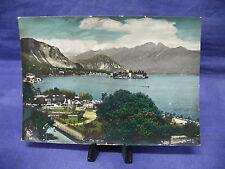 Lago Maggiore - Stresa - Giardini Stresa, Novara Postcard 1955
