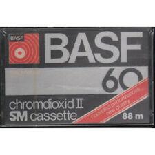 BASF Chromdioxid II SM Cassette 60 - 88 m / Cromo Diossido Cassette Sigillata