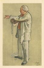 "Edgar Degas ""Le Maitre de Ballet"""