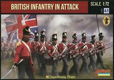 Strelets R STL-146 Napoleonic Highlanders In Attack 1/72