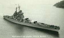 JEAN BART, Schlachtschiff. Modellbauplan Schiff