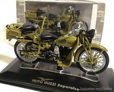 1/24 MOTO GUZZI SUPERALCE DIECAST STARLINE MODELS MOTORCYCLE BIKE