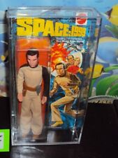MATTELS SPACE 1999 CARDED FIGURES THIS SALE IS FOR ACRYLIC CASES ONLY NO TOYS.