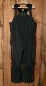 Vintage YAMAHA Maxim Wear 2 Pc. Set w/Bib Overalls & Jacket Women's Sz. L/XL
