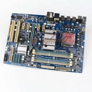 Used Gigabyte GA-EP43T-UD3L LGA775/Socket T DDR3 Intel Motherboard Support WIN10