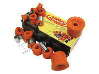 Land Rover Freelander 2 Dynamic Orange Poly Bush Kit  DA8899
