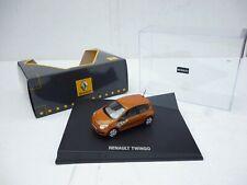 1/43 Norev/ UH Renault Twingo  DIECAST MODELLE  2007 orangemetallic