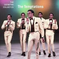 """THE TEMPTATIONS """"THE DEFINITIVE... (BEST OF)"""" CD"""