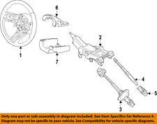 ford oem 15-17 mustang steering column-coupling fr3z3n725b