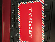 $52.87 Aeropostale Clothing Gift card Merchandise Return Credit Free Shipping