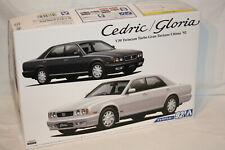 Nissan '83 Cedric / Gloria 4HT V30E Brougham (Y30) - 1:24 - Aoshima
