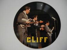 """CLIFF RICHARD Ready Teddy / That'll Be The Day PICTURE DISC 45 7"""" Denmark"""