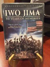 IWO JIMA: 50 YEARS OF MEMORIES ANNIVERSARY EDITION (DVD, 2007) Mfg. Sealed