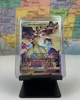 SHIPS SAME DAY Pokemon Card NM/M Ultra Necrozma GX 95/131 Holo 2018 Ultra Rare