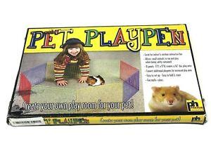 PH Prevue Hendryx Small critter Pet Playpen Hamster Gerbil Small Dog Playpen