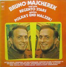 BRUNO MAJCHEREK UND SEIN REGENTO STARS - SPIELEN POLKA'S UND WALZER - LP
