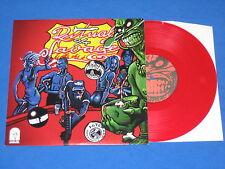 "Ritual O/T Savage 10"" Gluecifer Danko Jones Peter Pan Speedrock NEW ltd. RED"