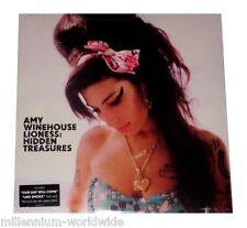 "AMY WINEHOUSE LIONESS: HIDDEN TREASURES - 2X 12"" VINYL LP - 180g - SEALED & MINT"