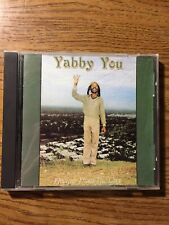 Yabby You Fleeing From The City CD Tested 1991 Shanachie Free Shipping