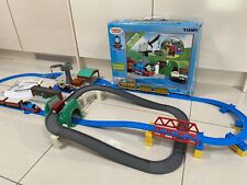 Tomy Thomas & Friends Trackmaster Cranky Deluxe Set (With Diesel 10)