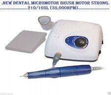 New Dental Micromotor Brush Motor Strong 210/105L (35,000rpm)..