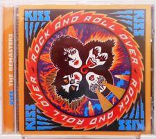 KISS + CD + Rock and Roll Over (1976) + Saustarkes Hard Rock Album mit 10 Songs