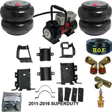 Rear Axle Level Air Tow Assist Kit For 2011-16 Ford F250  Pick up over load