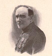 Portrait Henry Bordeaux Thonon les Bains Haute-Savoie Écrivain Romancier