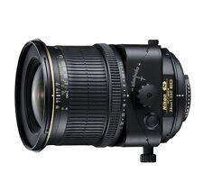 Nikon PC-E Nikkor 24 mm f/3.5 PC-E ed obiettivo