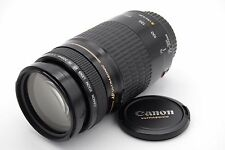 Canon Ultrasonic EF 75-300mm f/4-5.6 ZOOM LENS