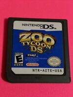 🔥 Zoo Tycoon 2 DS - Nintendo DS Game Cartridge Only 💯WORKING GAME 🔥 SUPER FUN