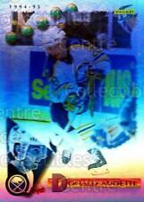 1994-95 Score Platinum #157 Donald Audette