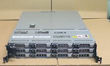 Dell PowerEdge R510 2 x SIX-Core XEON X5660 2.8GHZ 12 x 600GB 15k Storage Server