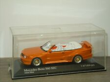 Mercedes SEC Cabrio Koenig Specials - Minichamps - Code 3 Model - 1:43 *47811
