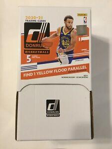NBA Donruss 2020-21 Dollar Tree gravity box 48 packs, 5 cards per pack