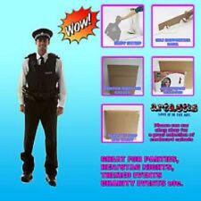 POLICEMAN LIFESIZE CARDBOARD CUTOUT STANDEE  SC76 UK POLICEMAN