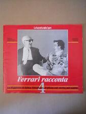 FERRARI RACCONTA vol.4 - Enzo Ferrari Gilles Villeneuve [G593B]