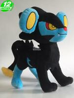 "12"" Pokemon Luxray Plush Anime Stuffed Game Toy Doll PNPL1223"