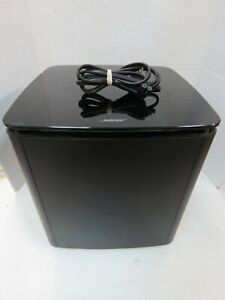 Bose 760093-1110 Acoustimass 300 Wireless Subwoofer - Black (TT43)