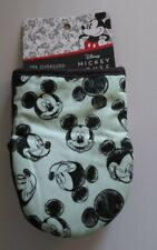"""New listing Disney Mickey Mouse 2 Mini Oven Over Sized Mitts Neoprene 5.5"""" X 6.5"""" mint Green"""