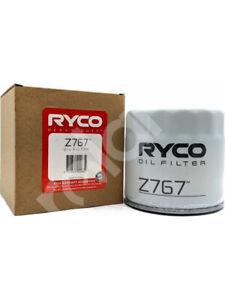 Ryco Oil Filter FOR ISUZU ELF NKR6_ (Z767)