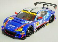 1/10 RC Car BODY Shell SUBARU BRZ R&D Sport Wide Body 200mm *FINISHED*